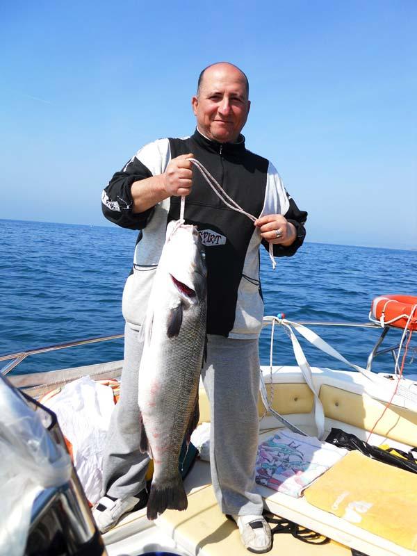 Stagioni da pesca sul Mar Nero