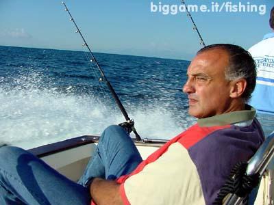 Pesca Alla Traina in Mare Pesca a Traina