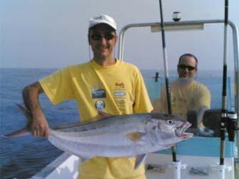 Vertical jigging team gilda otranto pesca for Barchetta da pesca